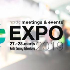 Nordic Meetings & Events Expo 2019, logo
